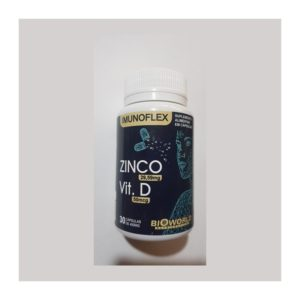 Imunoflex Zinco e Vitamina D