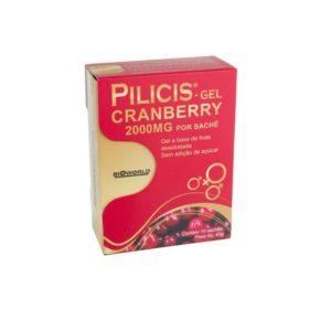Pilicis 2000 Mg Cramberry Por Sachê Caixa Com 10 Sachês